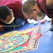 Tibetan Monks Medicine Mandala at UConn Health Center