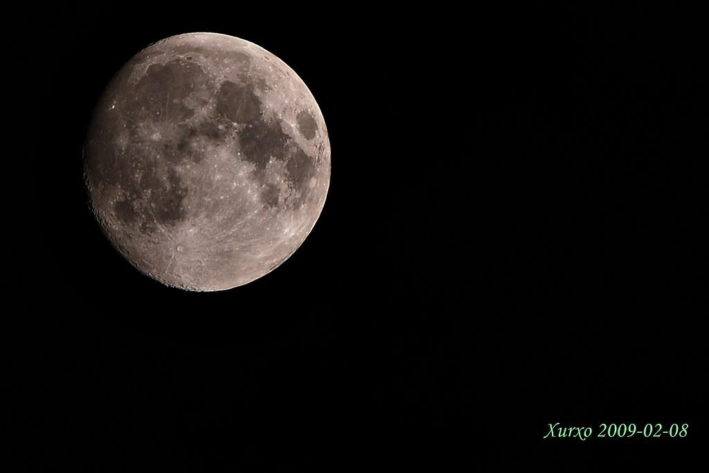 luna luna luna durante esta semana de mal tiempo he
