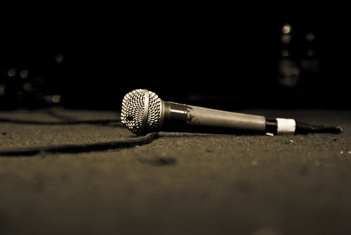 mic | by Robert Bejil Productions