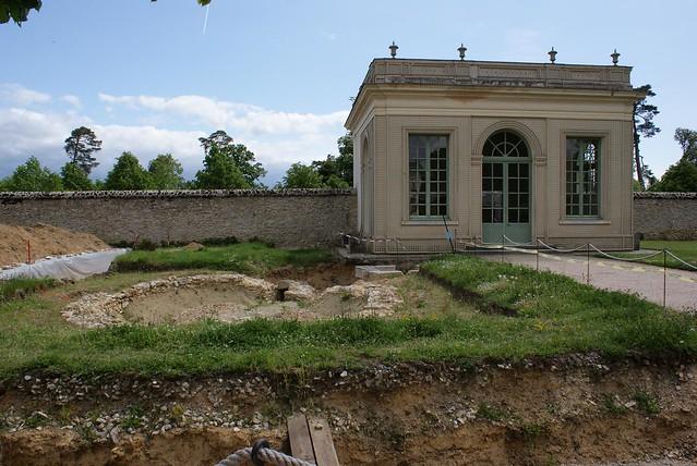 Jardins de versailles le pavillon frais flickr photo for Jardin de versailles