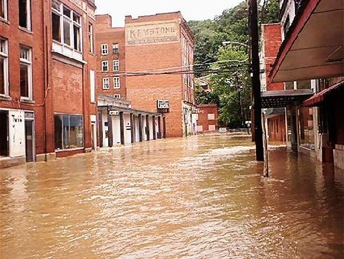 Mullens Wv 2001 Flood 1 Wv1985wv Flickr