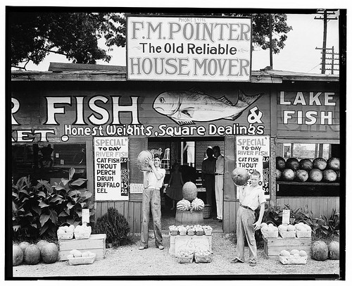 Roadside stand near Birmingham, Alabama (LOC) | by The Library of Congress