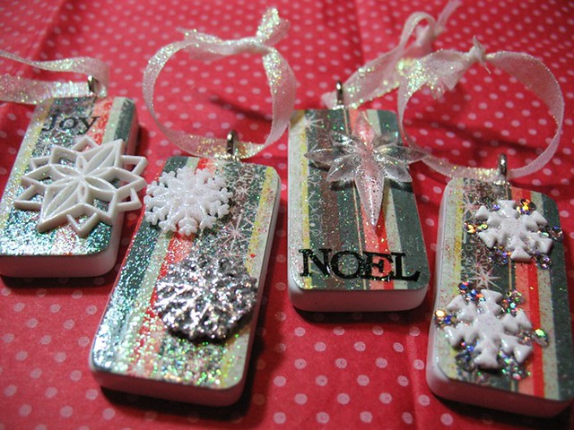 Create Christmas Ornaments