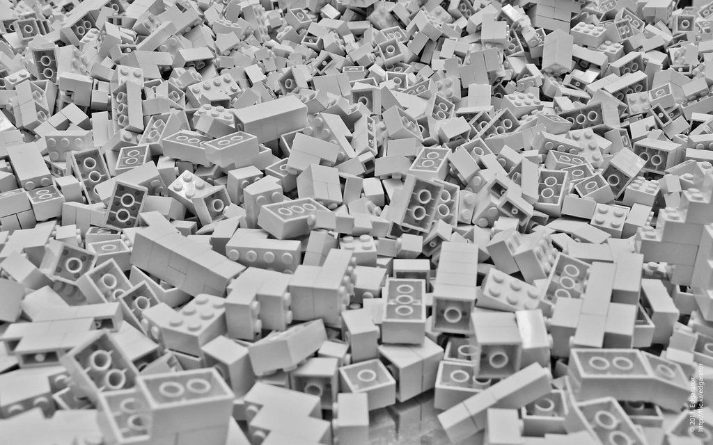 Wallpaper Lego Debris Taken At The Queensland Art