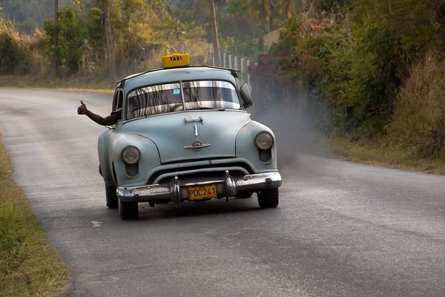 Rent Vintage Car Canaries