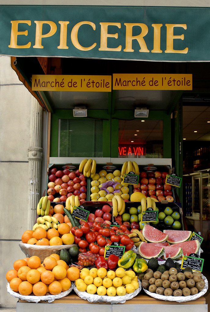 Epicerie paris this grocery store in paris is just a short flickr - Epicerie suedoise paris ...