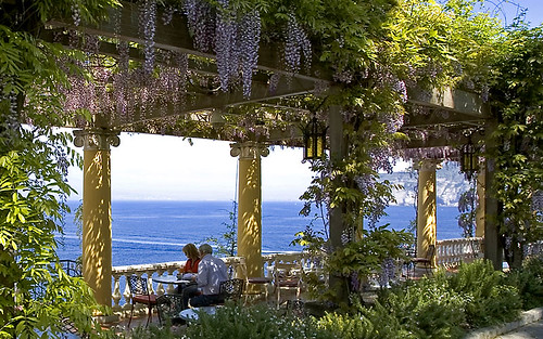 Hotel Bellevue Syrene Sorrento Restaurant