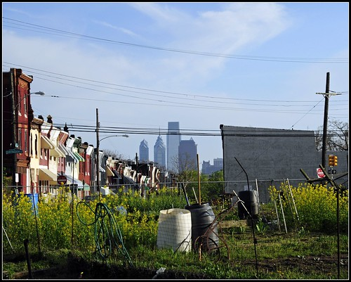 Philadelphia from Glenwood Green Acres | by Tony Fischer Photography