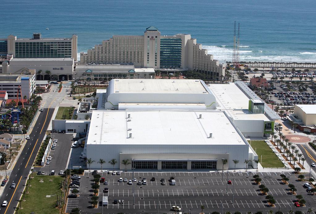 Ocean Center Daytona Beach Florida