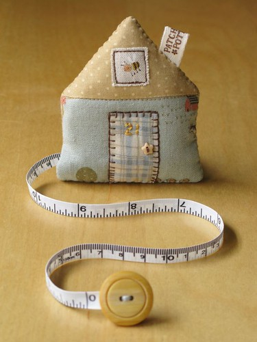 House Tape Measures 61 | by PatchworkPottery