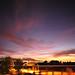 Late-Night Sunset
