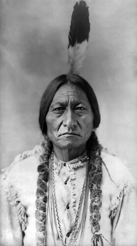 Sitting Bull (1885) | by On Being