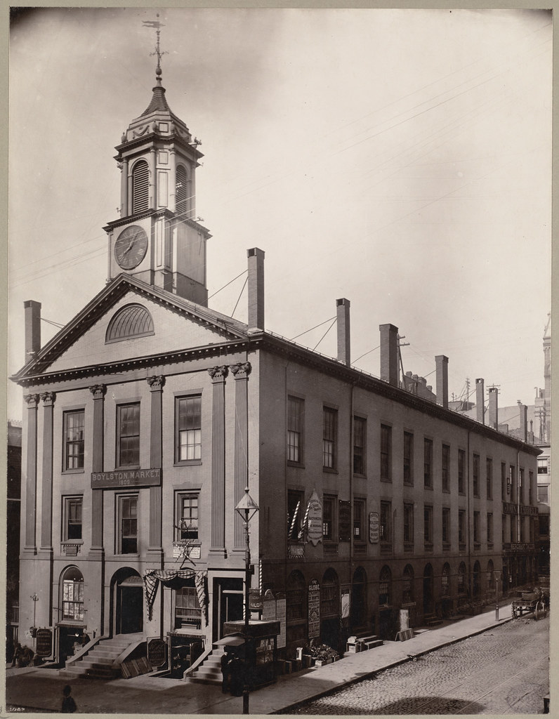 Boston Massachusetts Boylston Market 1809 File Name