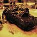 Braised Pemberton Meadows natural beef, black trompette mushrooms, soft polenta, horseradish gremolata