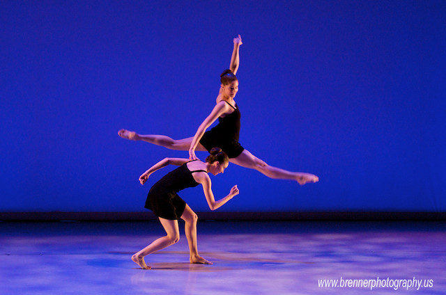 Ballet Dancers in Jumps & Contemporary Ballet at UC CCM ...