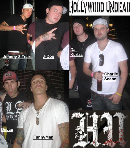 hollywood undead unmasked | Flickr - Photo Sharing!