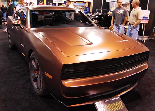 Matte Copper Auto Paint