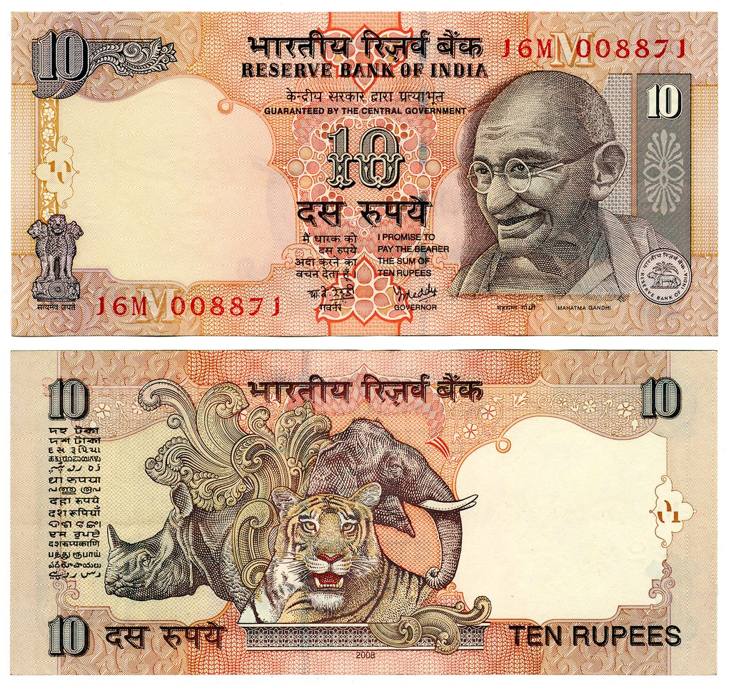 10 Indian Rupees | LLudo | Flickr