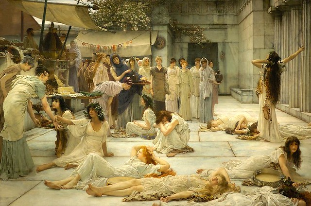 Cults of bacchus dionysus orgies picture 691