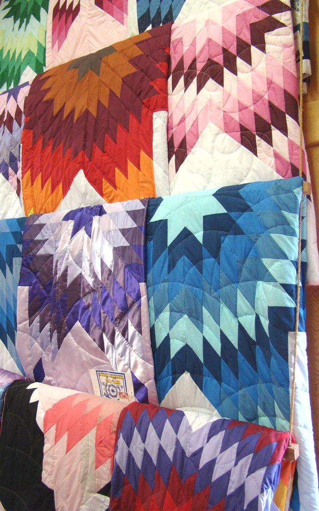 Quilts Made By Native American Women And For Sale In
