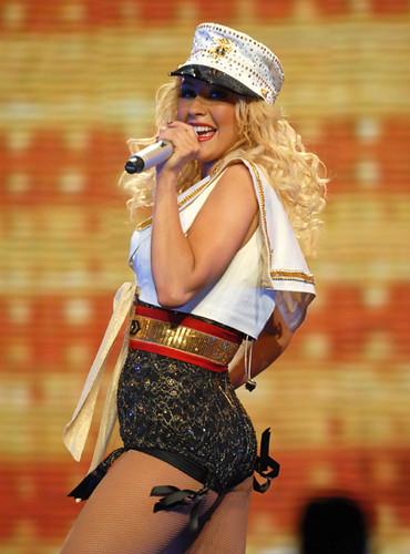 Christina Aguilera Candyman | mlrz88