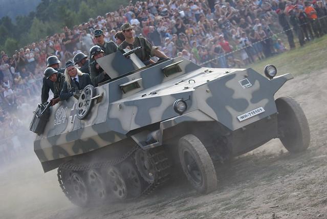 Ww2 German Armoured Vehicles Operacja Południe 2009