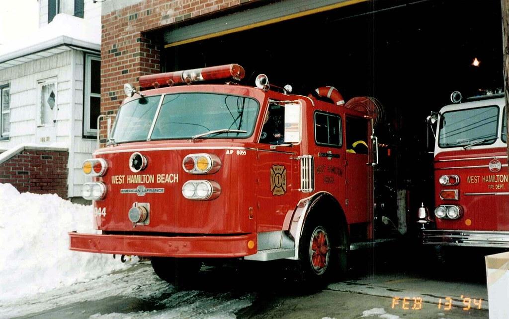 West Hamilton Beach Volunteer Fire Department