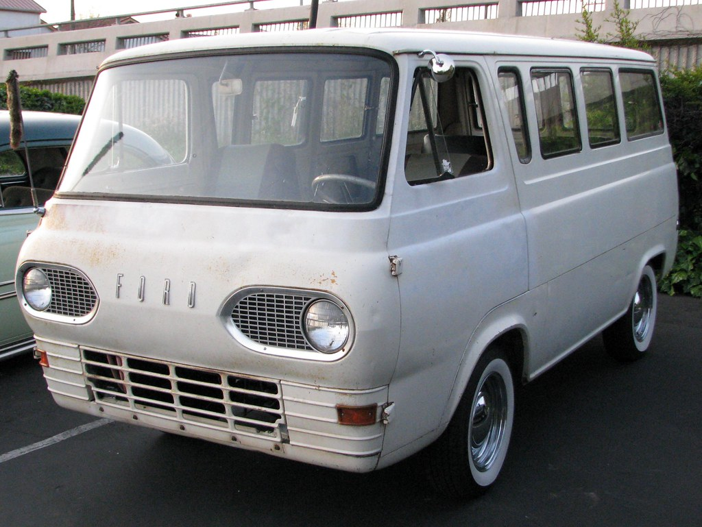 1965 Ford Econoline Van 62 157 G 1 Some 1964 Parts