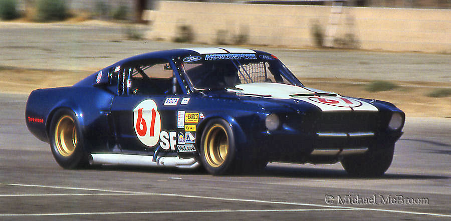 Mustang SP Race Car   SCCA racing -- Super Production (SP ...