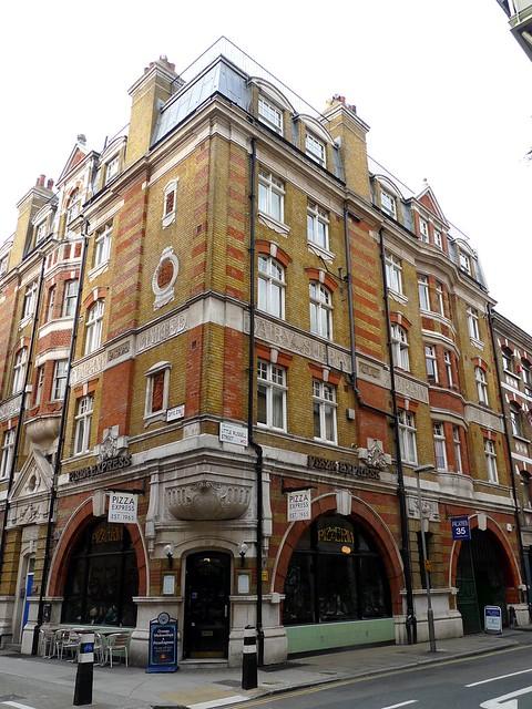 Bloomsbury Restaurants In Tottenham Cort Road