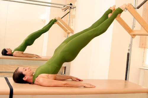 pilates  u00dcbung  u00dcbungen exercise cadillac