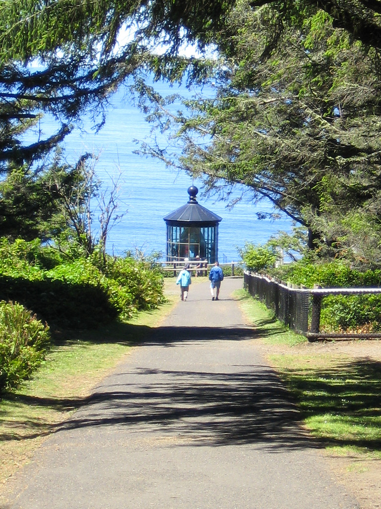 Walk to Cape Meares Lighthouse | Captain John Meares was ...