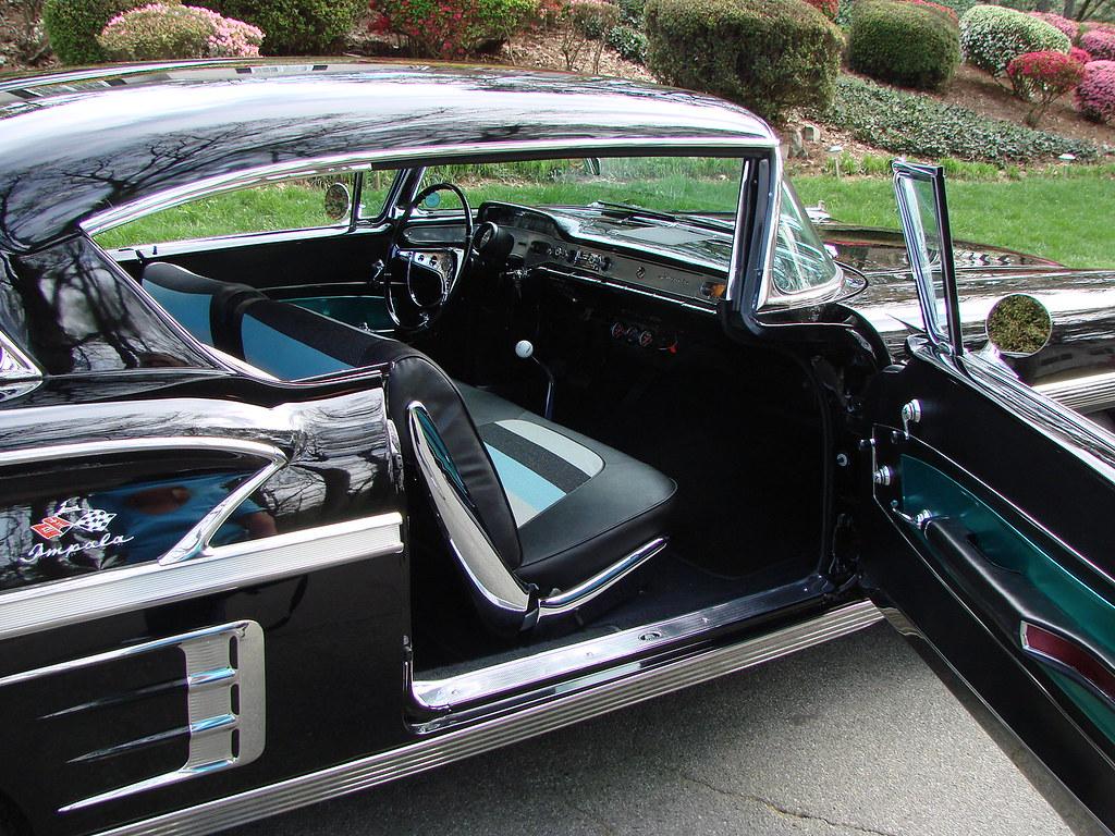Chevy Impala Parts Car For Sale