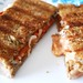 Vegan Grilled Pizza Sandwich