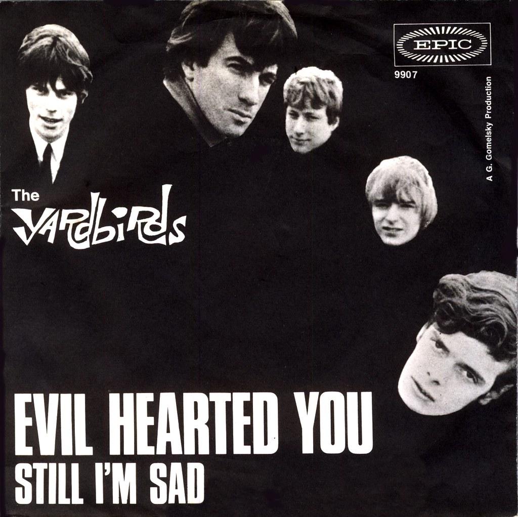 Yardbirds Evil Hearted You