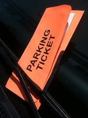Parking Ticket | by alicegop