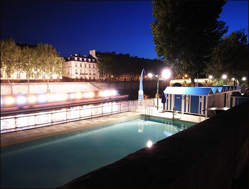 Bain de Minuit (interdit) | by Christian Lagat