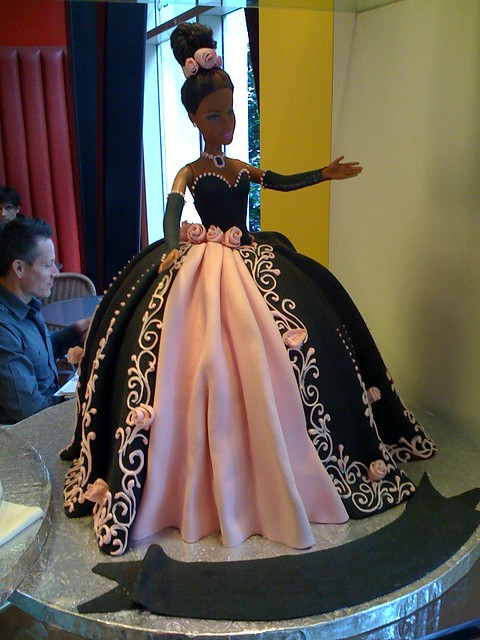 Crazy Barbie Cakes 2 Mark Wallace Flickr