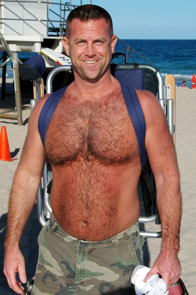 hairy chest - ND DSC_0307B | bucksboy | Flickr