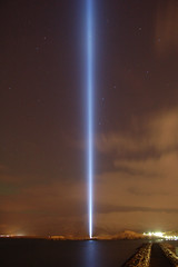 IMAGINE PEACE TOWER: 18 Feb 2009 | by Yoko Ono official