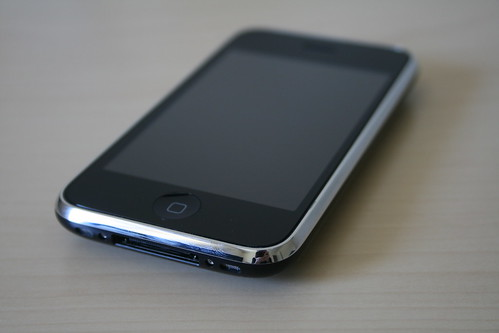 iPhone 3GS 16GB Black (Front) | by William Hook