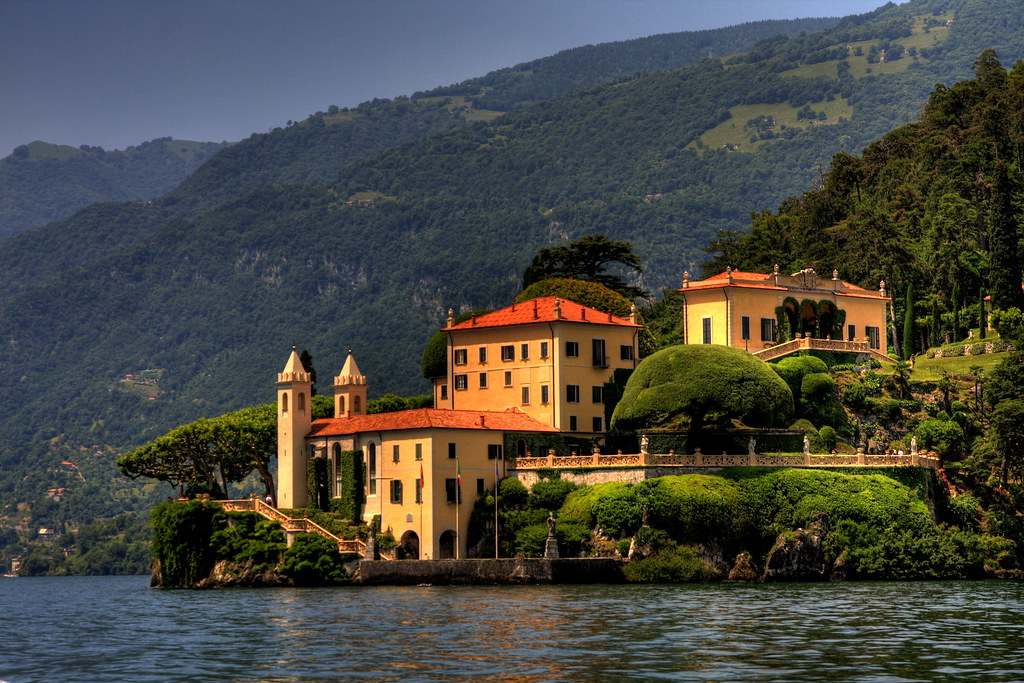 italy villa balbianello coast - photo #14