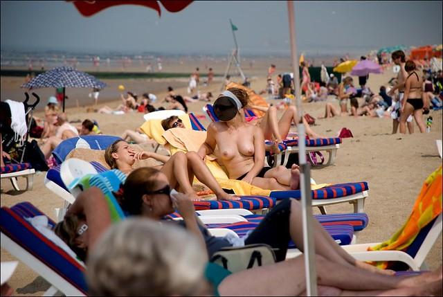 On the beach of the dead sea