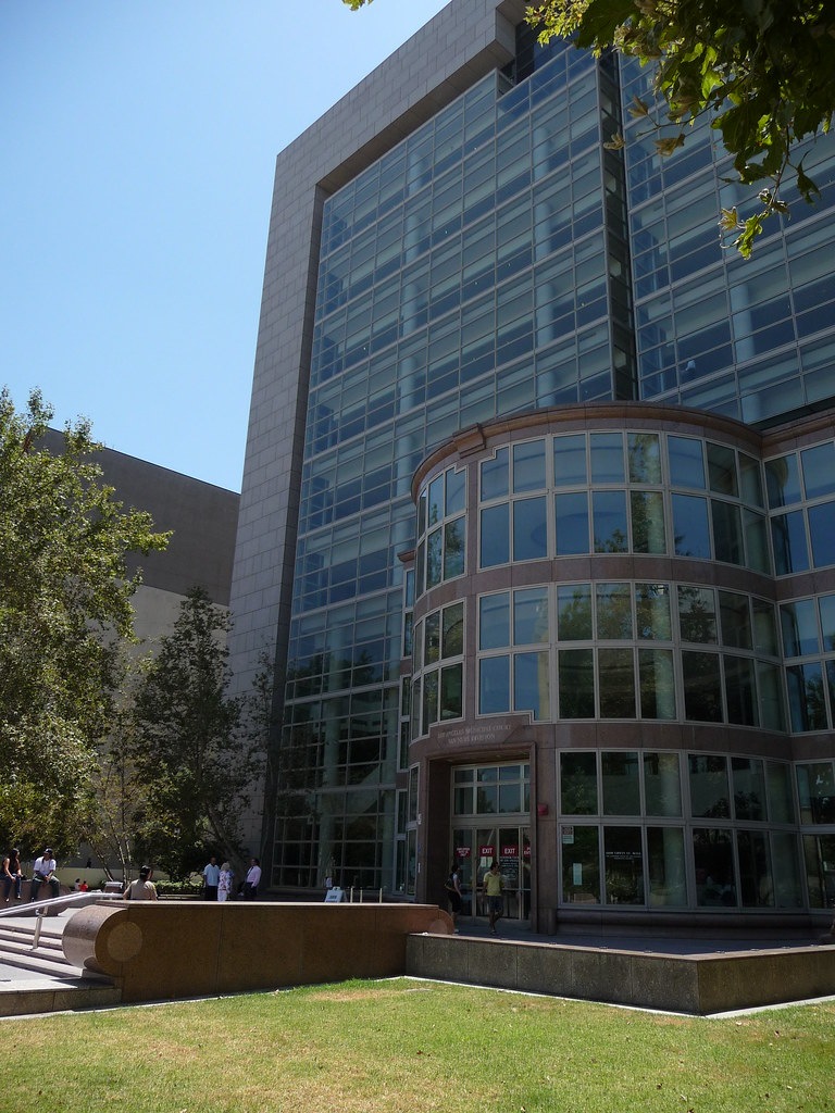 Van Nuys Courthouse Building And Safety Permits