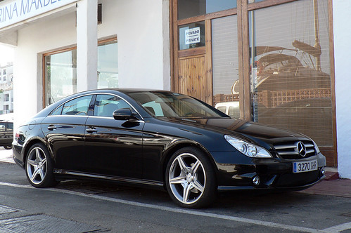 mercedes cls 320 cdi flickr photo sharing. Black Bedroom Furniture Sets. Home Design Ideas