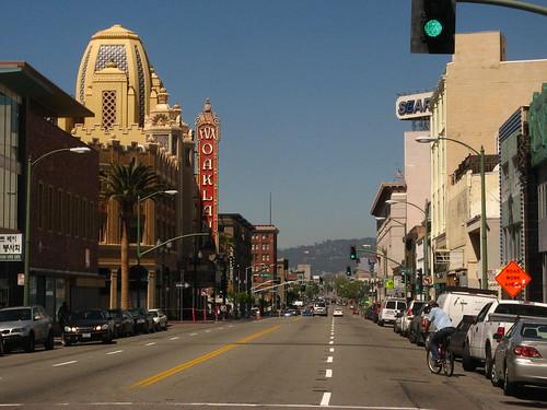 Downtown Oakland - Oakland, CA