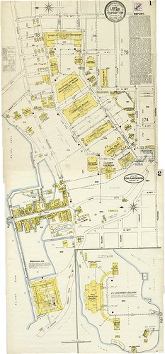 Map of 1905 Lewis and Clark Centennial Exposition | by OSU Special Collections & Archives : Commons