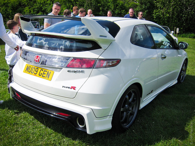 mugen honda civic fn2 type r white flickr photo sharing. Black Bedroom Furniture Sets. Home Design Ideas