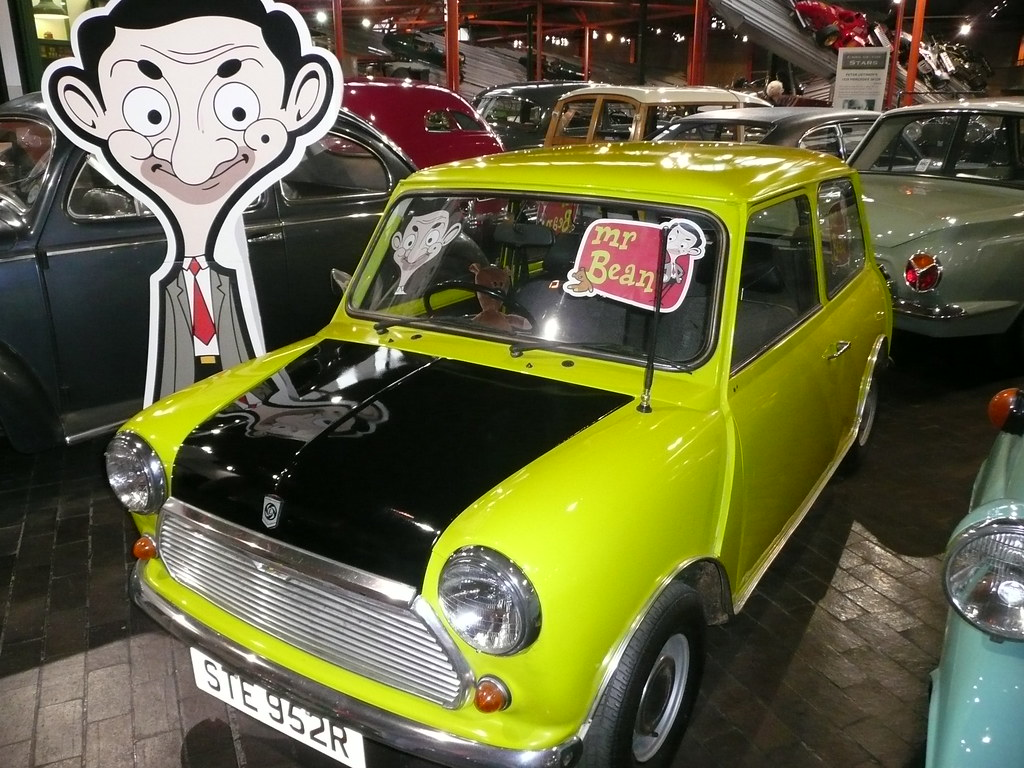 Mr Bean Car Beaulieu National Motor Museum England Flickr
