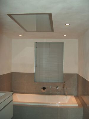 Pannelli infrarossi controsoffitto bagno applicazioni - Controsoffitto bagno ...